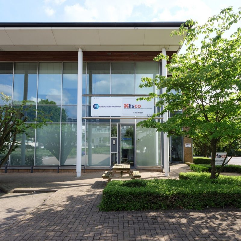 Winnersh Triangle welcomes IFIS to the business community