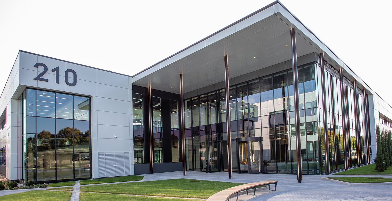 Building 210 officially launches at Winnersh Triangle